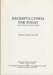 Excerpta Cypria For Today
