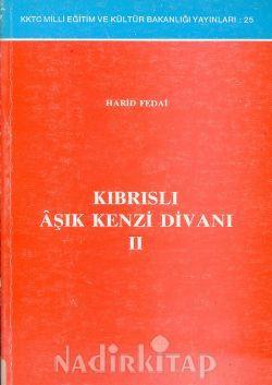 Kıbrıslı Aşık Kenzi Divanı II-III